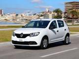 Renault lança novo Sandero com novos itens de serie