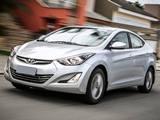 Hyundai Elantra renovado para a linha 2014