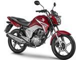 Honda CG 150 modelo 2015 virá equipada com sistema de freios CBS