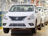 Nissan New Versa será produzido em Resende (RJ)