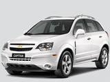 Chevrolet Captiva 2015 chega mais equipada
