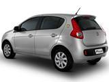 Fiat lança série especial do novo Palio