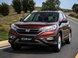 Honda CR-V chega renovado em sua linha 2015