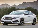 Honda Civic 2017, o mais novo modelo de dez gerações