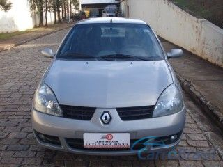 Ponto Com Motors | Clio 1.6 EXPRESSION SEDAN 16V FLEX 4P MANUAL 06/07 - foto 01