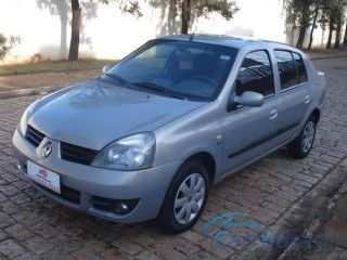 Ponto Com Motors | Clio 1.6 EXPRESSION SEDAN 16V FLEX 4P MANUAL 06/07 - foto 02