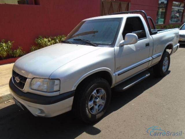 Mais detalhes do Chevrolet (GM) S-10 2.2 CS Gasolina