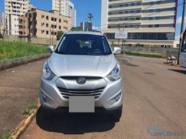 Mais detalhes do Hyundai IX 35 GLS Aut. 4P.  Flex