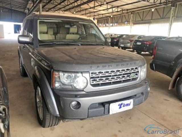 Mais detalhes do Land Rover Discovery 4 3.0 TDV6 SE AUTOMÁTICA 4P Diesel