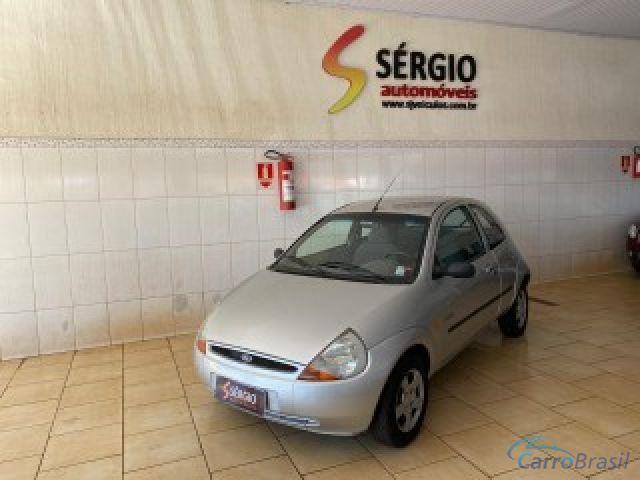 Mais detalhes do Ford Ka 1.0 IMAGE 2P MANUAL Gasolina