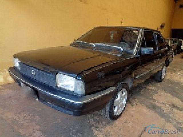 Mais detalhes do Volkswagen Santana 1.8 CL 2P Álcool