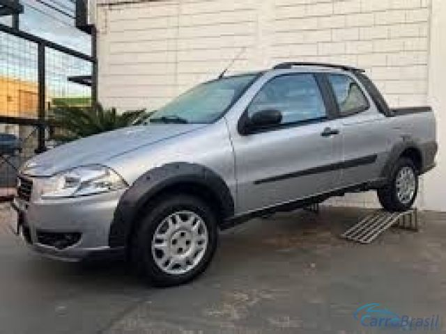 Mais detalhes do Fiat Strada 1.4 MPI WORKING CD 8V FLEX 2P MANUAL Flex