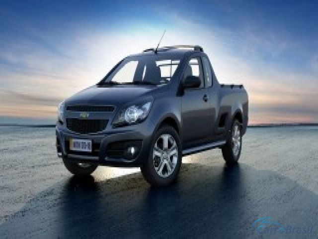Mais detalhes do Chevrolet (GM) Montana 1.4 MPFI LS CS 8V FLEX 2P MANUAL Flex
