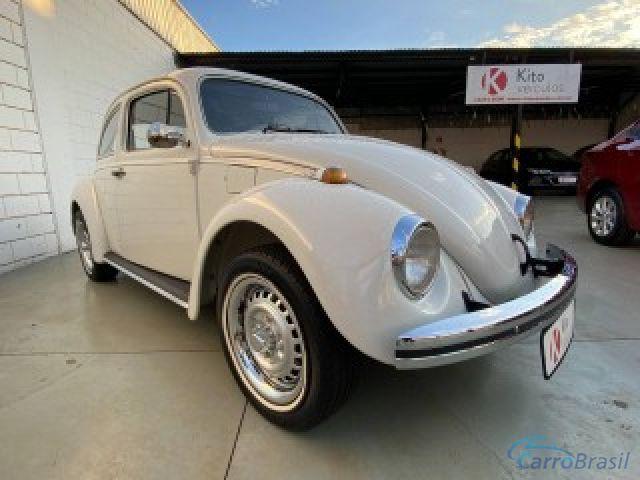 Mais detalhes do Volkswagen Fusca 1.6 8V ÁLCOOL 2P MANUAL Álcool