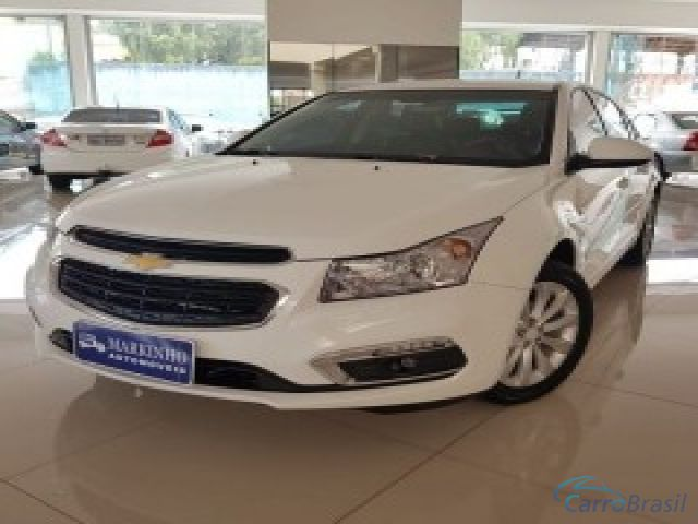 Mais detalhes do Chevrolet (GM) Cruze LT 1.8 FLEX SEDAN Flex
