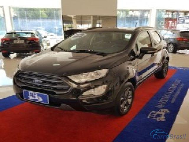 Mais detalhes do Ford EcoSport FREESTYLE 1.5 AUT. Flex