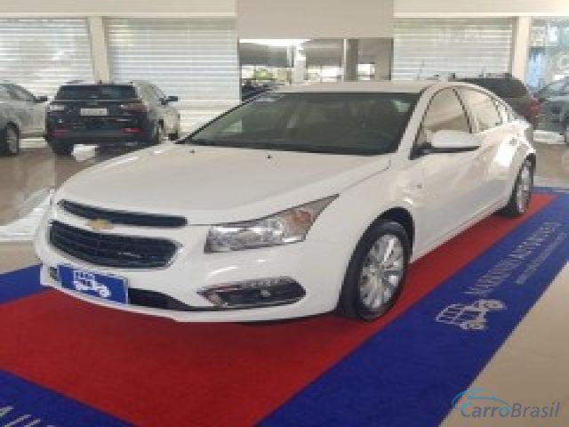 Mais detalhes do Chevrolet (GM) Cruze LT 1.8 SEDAN AUT. Flex