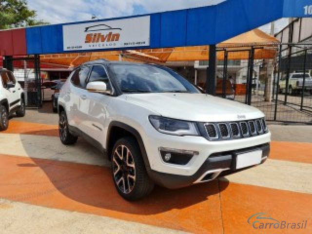 Mais detalhes do Jeep Compass Limited 2.0 Diesel