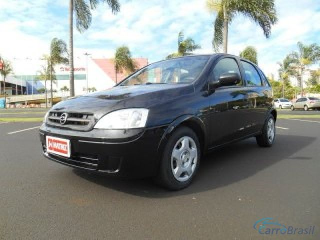 Mais detalhes do Chevrolet (GM) Corsa Hatch 1.0 MPFI PREMIUM 8V GASOLINA 4P MANUAL Gasolina