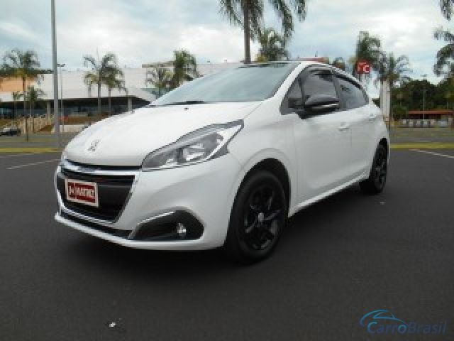 Mais detalhes do Peugeot 208 1.2 ALLURE 12V FLEX 4P MANUAL Flex