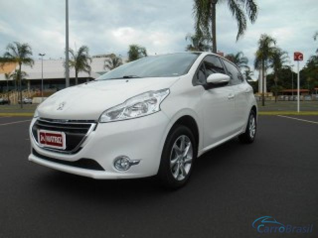 Mais detalhes do Peugeot 208 1.5 ACTIVE PACK 8V FLEX 4P MANUAL Flex
