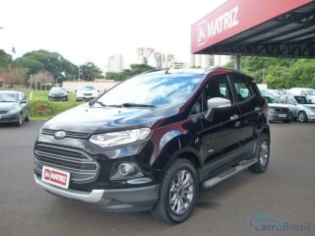 Mais detalhes do Ford EcoSport 2.0 FREESTYLE 4WD 16V FLEX 4P MANUAL Flex