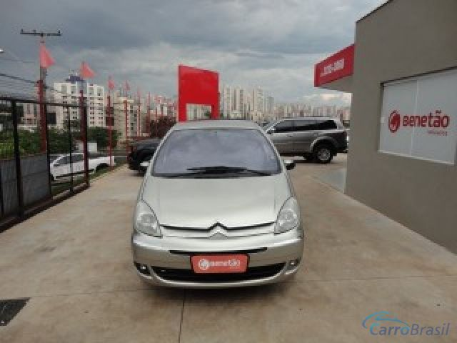 Mais detalhes do Citroen Picasso 1.6 I EXCLUSIVE 16V FLEX 4P MANUAL Flex