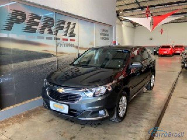 Mais detalhes do Chevrolet (GM) Cobalt 1.8 MPFI ELITE 8V FLEX 4P AUTOMÁTICO Flex
