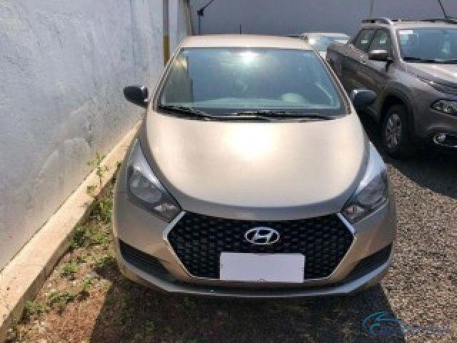 Mais detalhes do Hyundai HB 20 UNIQUE Flex