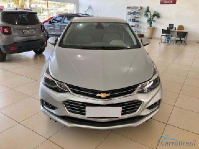 Mais detalhes do Chevrolet (GM) Cruze LTZ Flex