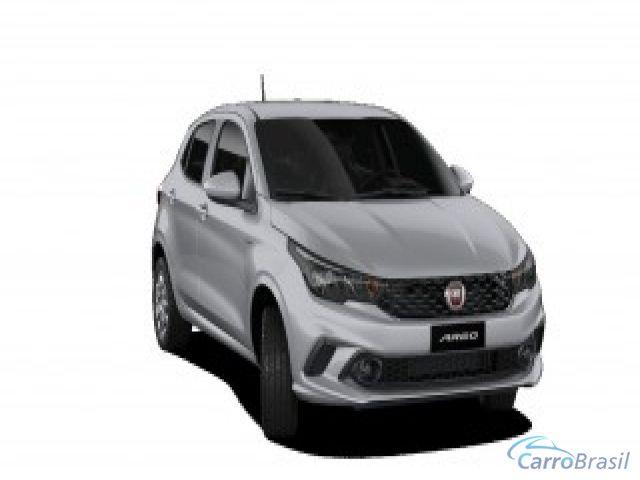 Mais detalhes do Fiat Argo drive 1.0 Flex