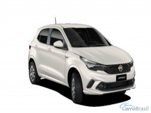 Mais detalhes do Fiat Argo drive 1.3 Flex