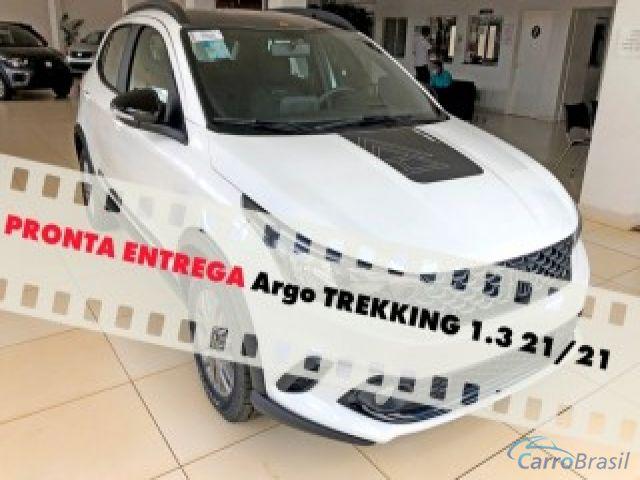 Mais detalhes do Fiat Argo Trekking 1.3 Flex