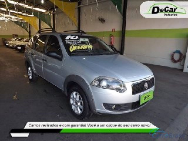 Mais detalhes do Fiat Palio Weekend 1.8 MPI TREKKING 8V FLEX 4P MANUAL Flex
