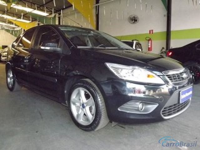 Mais detalhes do Ford Focus 1.6 GLX 16V FLEX 4P MANUAL Flex
