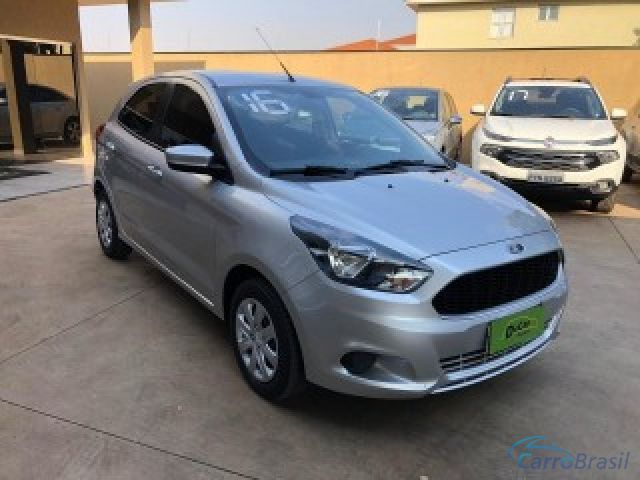 Mais detalhes do Ford Ka 1.0 SE PLUS 12V FLEX 4P MANUAL Flex