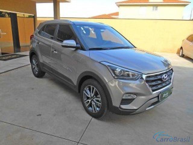 Mais detalhes do Hyundai Creta 2.0 16V FLEX PRESTIGE AUTOMÁTICO Flex