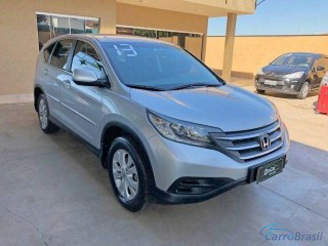 Mais detalhes do Honda CRV 2.0 LX 4X2 16V FLEX 4P AUTOMÁTICO Flex
