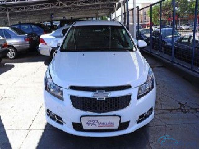 Mais detalhes do Chevrolet (GM) Cruze 1.8 LT 16V Flex