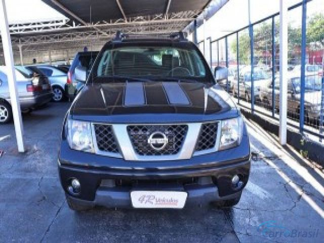 Mais detalhes do Nissan Frontier 2.5 SE ATTACK 4X2 CD TURBO ELETRONIC Diesel