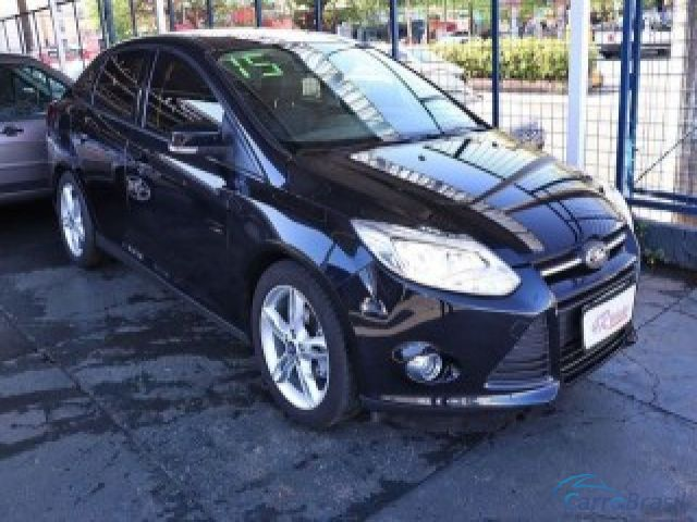 Mais detalhes do Ford Focus Sedan 2.0 SE 16V Flex