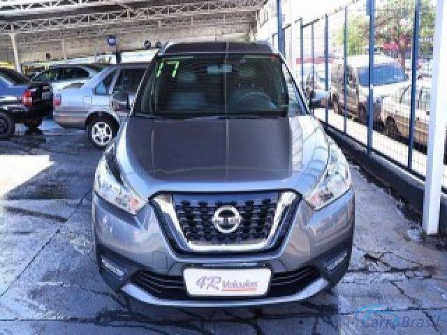 Mais detalhes do Nissan Kicks 1.6 16V SL Flex