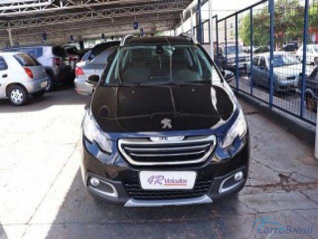 Mais detalhes do Peugeot 2008 1.6 16V GRIFFE Flex