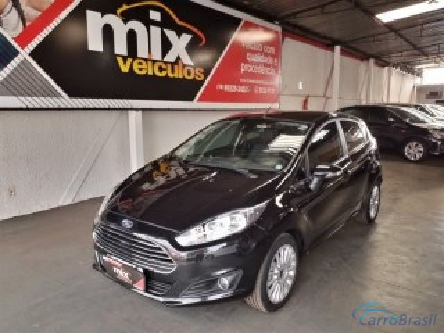 Mais detalhes do Ford Fiesta Hatch 1.6 TITANIUM HATCH FLEX 4P AUTOMATICO Flex