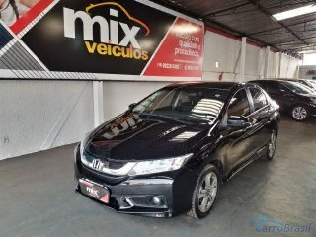 Mais detalhes do Honda City 1.5 EX 16V FLEX 4P AUTOMÁTICO Flex