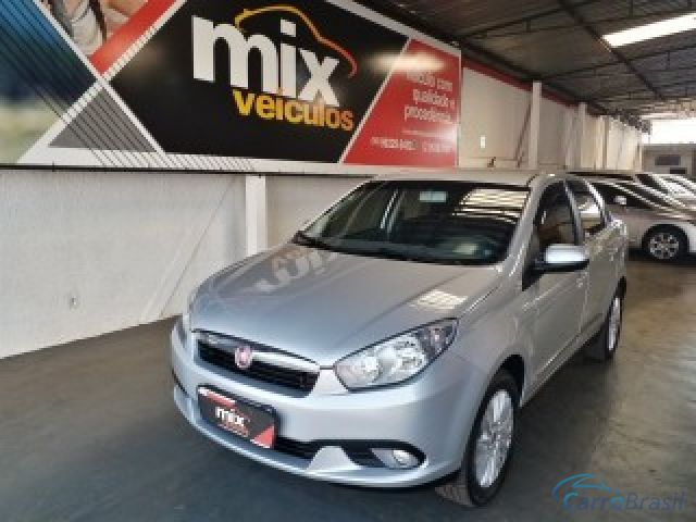Mais detalhes do Fiat Gran Siena 1.6 MPI ESSENCE FLEX 4P MANUAL Flex