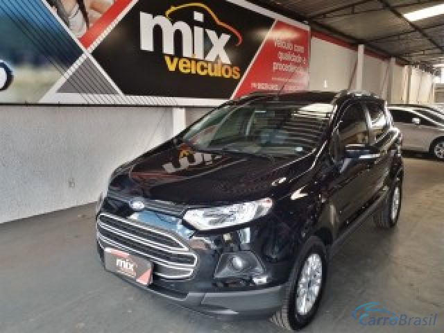 Mais detalhes do Ford EcoSport 1.6 SE FLEX 4P MANUAL Flex