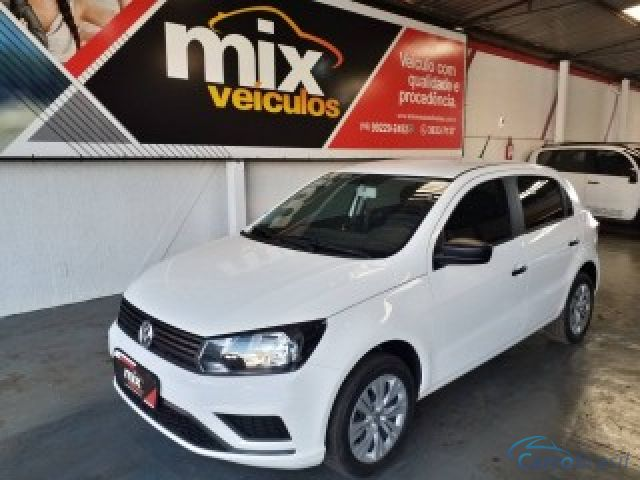 Mais detalhes do Volkswagen Gol 1.6 MSI TOTALFLEX 4P MANUAL Flex