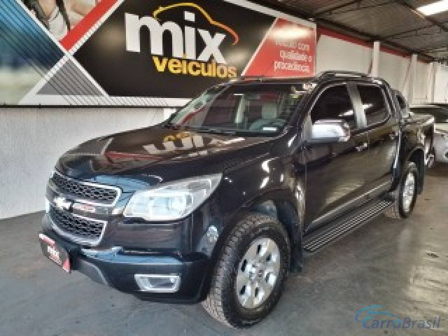 Mais detalhes do Chevrolet (GM) S-10 2.4 LTZ 4X2 CD 8V FLEX 4P MANUAL