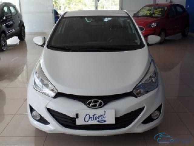 Mais detalhes do Hyundai HB 20 Sedan Premium 1.6 Flex